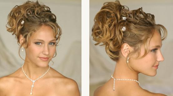Прически на средние тонкие волосы на свадьбу